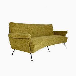 Halbrundes Sofa, 1960er