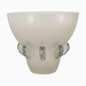 Vase Carthage Vintage par René Lalique