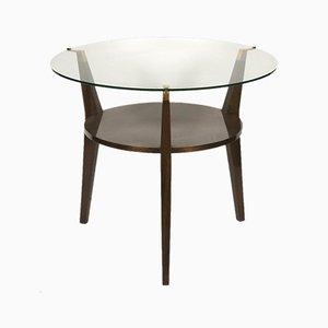Tavolino vintage di Raphael Raffel, Francia