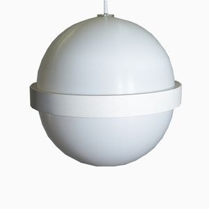 Large Vintage Ceiling Lamp by Uno & ÖSten Kristiansson for Luxus