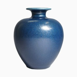 Mid-Century Vase by Erich & Ingrid Triller for Tobo