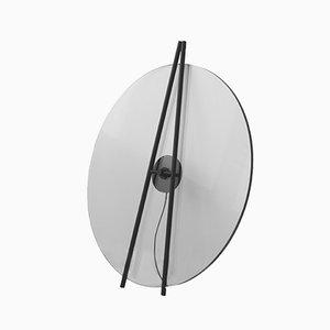 Lampada da terra scultorea di Daniel Rybakken per J. HILL's Standard