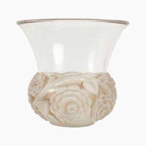 Vase Buttercups Vintage par René Lalique