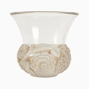 Vintage Buttercups Vase von René Lalique
