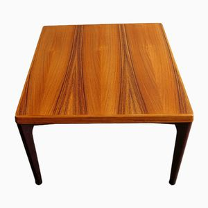 Mid-Century Danish Rosewood Side Table by Vejle Mobelfabrik