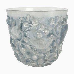 Vase Avallon Vintage par René Lalique