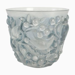 Vintage Avallon Vase by René Lalique