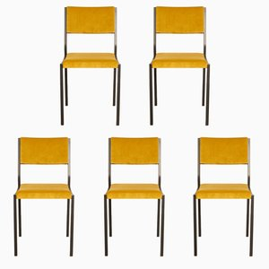 Dining Chairs by Martin Visser for 't Spectrum, 1960s, Set of 5