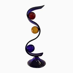 Vintage Skulptur aus Muranoglas von La Murrina