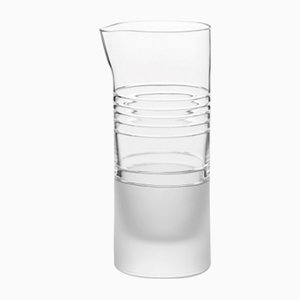 Handmade Irish Crystal Jug by Scholten & Baijings for J. HILL's Standard