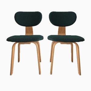 SB02 Esszimmerstühle von Cees Braakman für Pastoe, 1950er, 2er Set