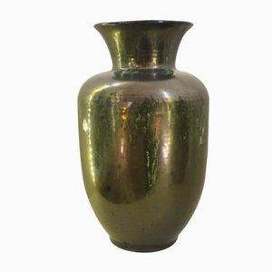 Jarrón húngaro de cerámica, años 40