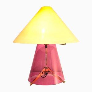 Lampe de Bureau par Umberto Riva pour Fontana Arte, 1981