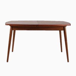 Ausziehbarer Vintage Tonneau Tisch