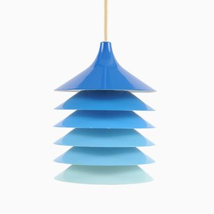 Lampada Duett di Bent Gantzel Boysen per Ikea, anni '70