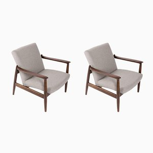 Armchairs by Edmund Homa, 1960s, Set of 2