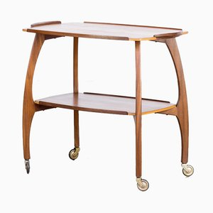 Teak Serving Trolley, 1960s