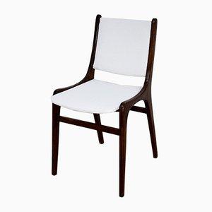 Italienische Esszimmerstühle, 1950er, 8er Set