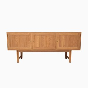 Oak Sideboard by Kurt Østervig for Vamø, 1960s