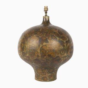 Tischlampe von Rene & Madeleine Valence für la Grange aux Potiers, 1960er