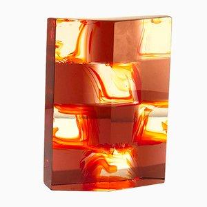 Monolith Vase by Carlo Moretti, 1997