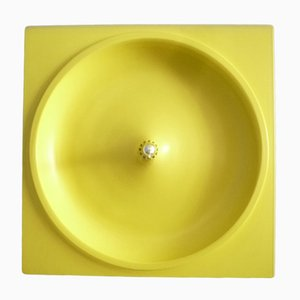 Pop Art Plastic Sconce, 1970s
