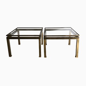 End Tables by Guy Lefèvre, 1970s, Set of 2