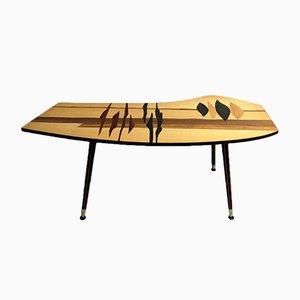 Table Basse par Emil & Alfred Pollack, 1950s
