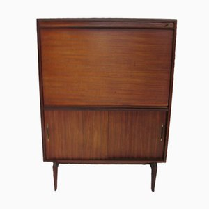Mobile bar vintage in teak