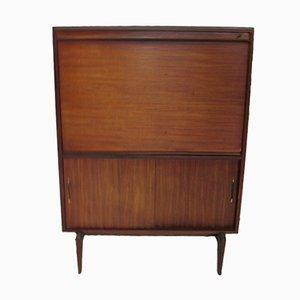Mueble bar vintage de teca