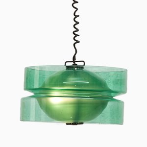 Murano Glass Pendant from Vistosi, 1962