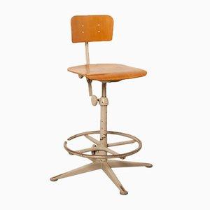 Arbeitsstuhl von Ahrend De Cirkel, 1960er