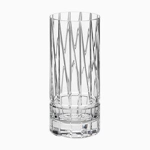 Bicchiere Hi-Ball nr. II in cristallo fatto a mano di Scholten & Baijings per J. HILL's Standard, Irlanda