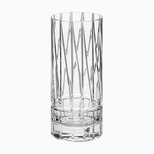 Irish Handmade Crystal No II Hi-Ball Glass by Scholten & Baijings for J. HILL's Standard