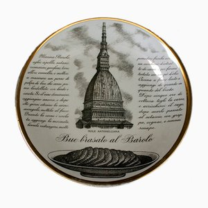 Dish by Atelier Fornasetti, 1960s