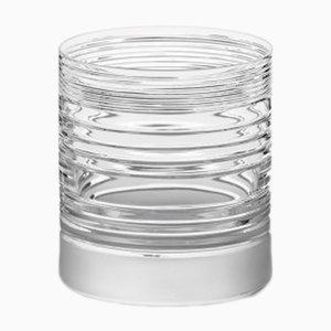 Bicchiere Tumbler nr. III in cristallo fatto a mano di Scholten & Baijings per J. HILL's Standard, Irlanda