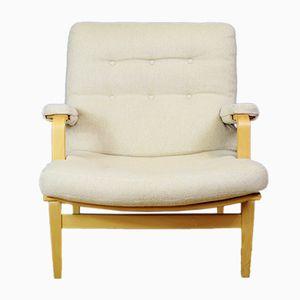 Schwedischer Mid-Century Ingrid Chair von Bruno Mathsson für Dux, 1970er