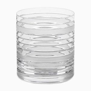 Bicchiere Tumbler nr. V in cristallo fatto a mano di Scholten & Baijings per J. HILL's Standard, Irlanda