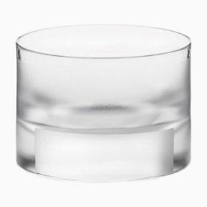 Bicchiere Tumbler corto nr. ll in cristallo fatto a mano di Scholten & Baijings per J. HILL's Standard, Irlanda