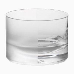 Bicchiere Tumbler corto nr. III in cristallo fatto a mano di Scholten & Baijings per J. HILL's Standard, Irlanda