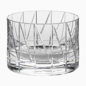 Kurzes handgemachtes irisches No IV Whiskyglas aus Kristallglas von Scholten & Baijings für J. HILL's Standard