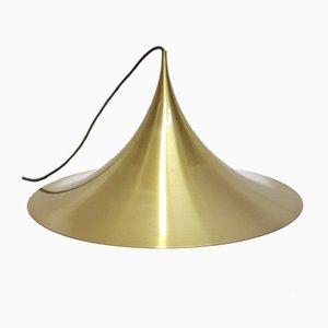 Lampe à Suspension par Claus Bonderup & Torsten Thorup pour Fog & Mørup, 1960s