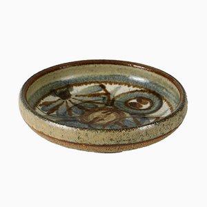 Danish Stoneware Bowl by Noomi Backhausen for Søholm Stentøj, 1970s