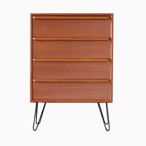 Mid-Century Danish Commode from Gasvig