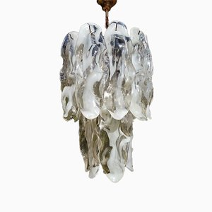 Murano Glass Ceiling Lamp by J. T. Kalmar, 1970s