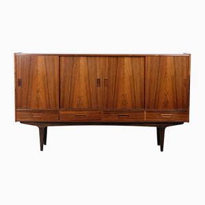 Danish Rosewood Highboard by Børge Seindal, 1967