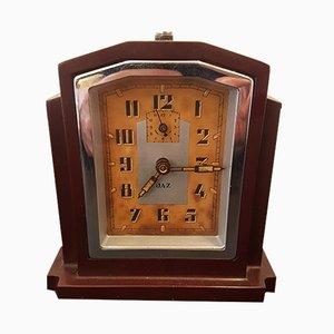 Alarm Clock from Jaz, 1930s