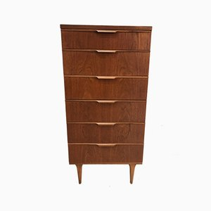 Vintage Chest of Drawers by Frank Guille for Austinsuite, 1960s