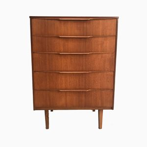 Vintage Chest of Drawers by Frank Guille for Austinsuite