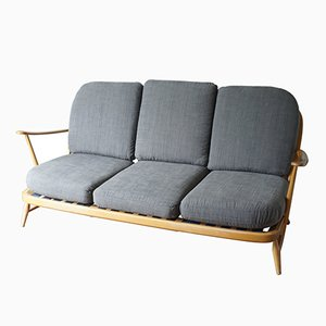 Mid-Century Windsor Three-Seater Sofa from Ercol, 1970s